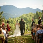A Hemlock Inn wedding