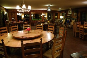 Hemlock dining room