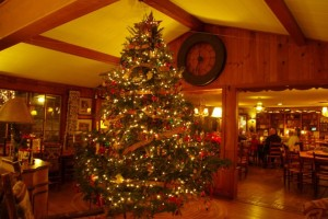 Christmastime at Hemlock Inn